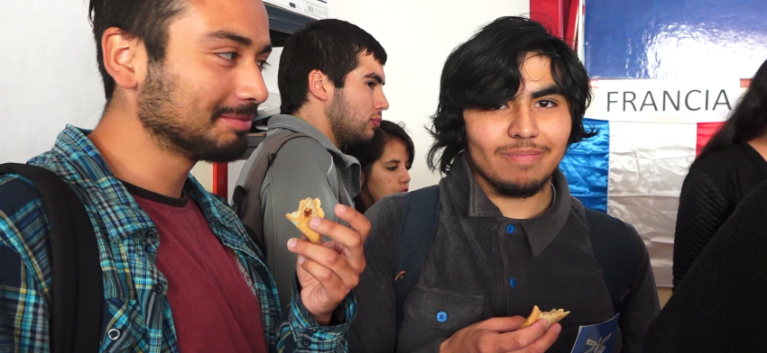 Con muestra gastron mica cultural promueven intercambio for Francia cultura gastronomica