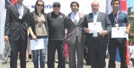 Deportistas UCN premiados por la Gobernación Provincial (1)