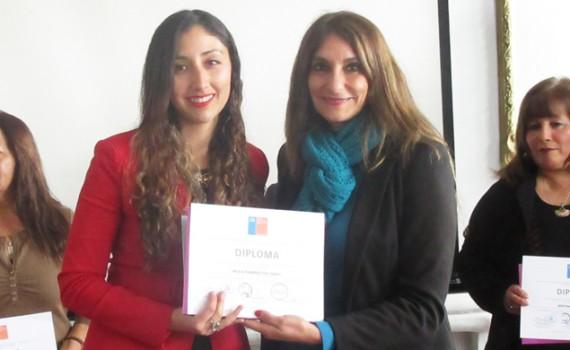 Alumnas UCN se certifican como Monitoras en Prevención de Violencia contra las mujeres
