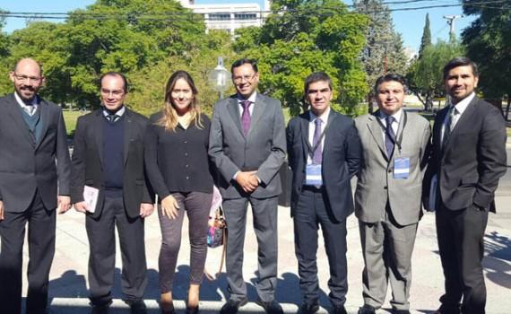 Subcomisión Chilena de Instituciones de Educación Superior  lanza boletín informativo en San Juan