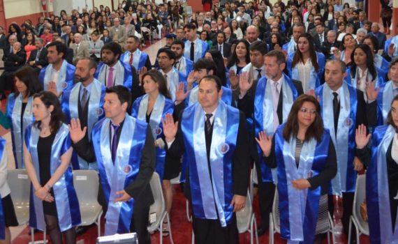 Llaman a postgraduados a ser agentes y promotores de mayores oportunidades para el desarrollo y la innovación.