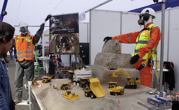 Énfasis en capacitación y feria minera marcaron COMIN 2017