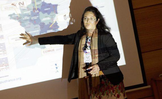 UCN fortalece trabajo en materia de investigación con Francia