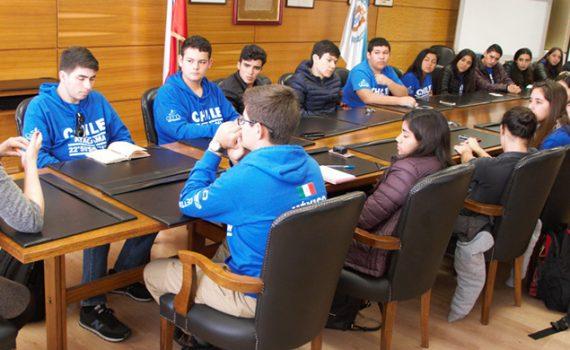 Estudiantes mexicanos presentan en Antofagasta propuestas para hacer ciudades más sustentables