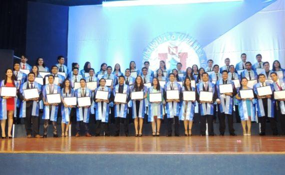 Nueva generación de estudiantes se titula de la Escuela de Ingeniería UCN Coquimbo