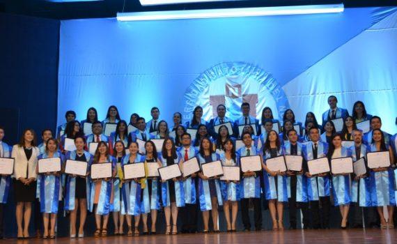 Instan a nuevos titulados UCN a convertirse en agentes de cambio social