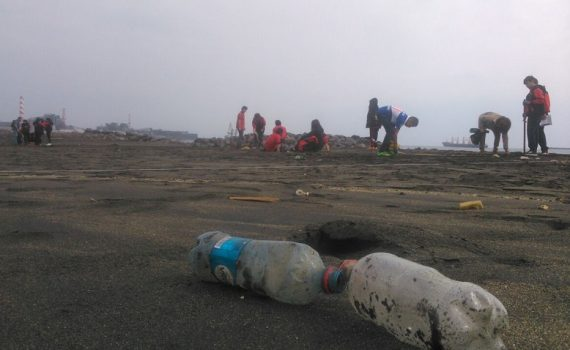 Publicación científica confirma que altos niveles de basura continúan presentes en las playas chilenas