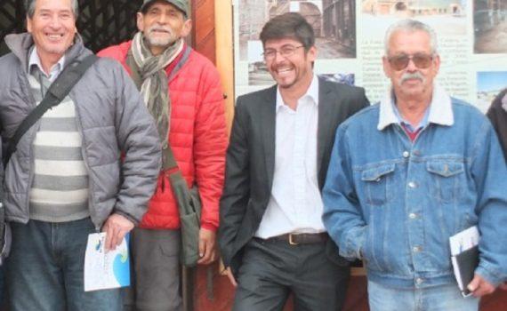 AquaPacífico nombra Encargado de Desarrollo y Fomento Acuícola Atacama