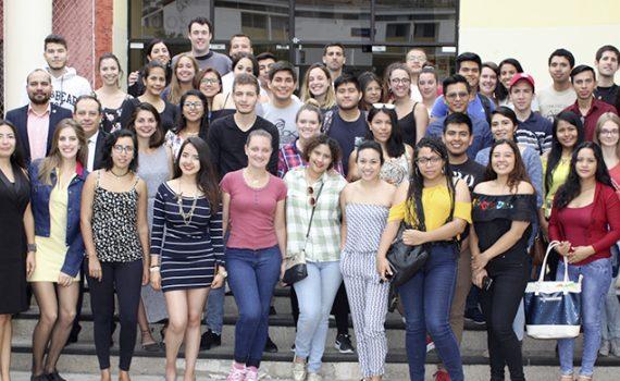 Con desayuno dan la bienvenida a estudiantes de intercambio UCN en Antofagasta