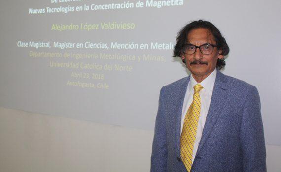 Magíster en Ciencias Mención Metalurgia inauguró su año académico en Antofagasta