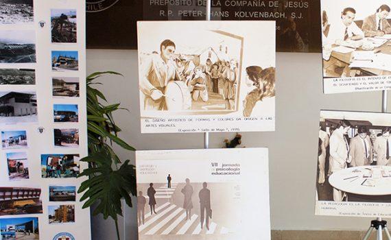 Muestras fotográficas presentan los 62° años de historia de la UCN