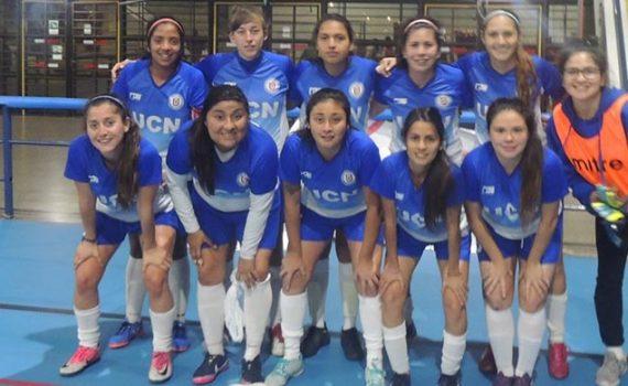 Equipos de vóleibol, baloncesto y futsal de la UCN clasificaron a campeonato interregional universitario