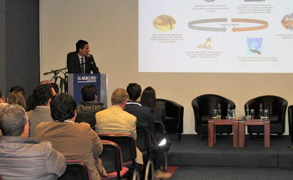 Consorcio Heuma abordó temáticas de automatización y desarrollo industrial en Antofagasta