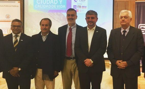 Analizan principales desafíos del crecimiento y desarrollo urbano de La Serena y Coquimbo