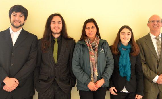 Estudiantes UCN crean software para la Hospedería Carmen Goudie del Hogar de Cristo