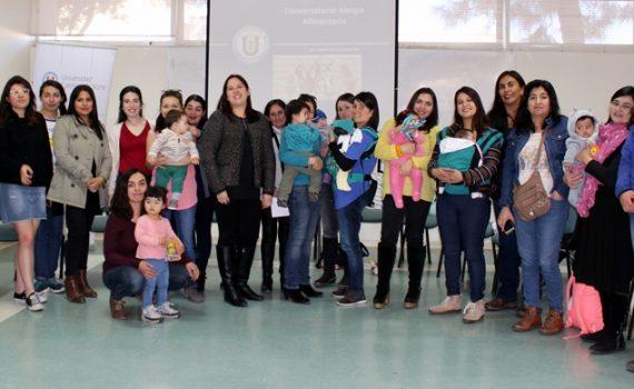 Padres de niños con alergias alimentarias se reunieron en Facultad de Medicina