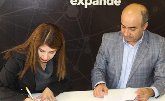 Expande y CIPTEMIN acuerdan fortalecer intercambio y transferencia tecnológica en minería