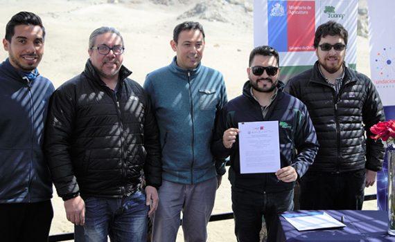 UCN y Conaf crearán ruta de educación ambiental en Morro Moreno