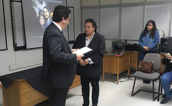 UCN entregó título póstumo a Ingeniero Civil en Computación e Informática