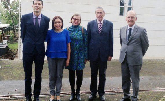 Académico de Escuela de Ciencias Empresariales UCN invitado como par evaluador a Costa Rica