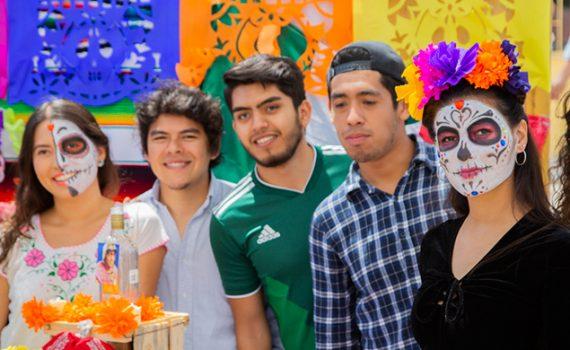 Gastronomía, música y experiencias en V Feria Internacional Estudiantil UCN