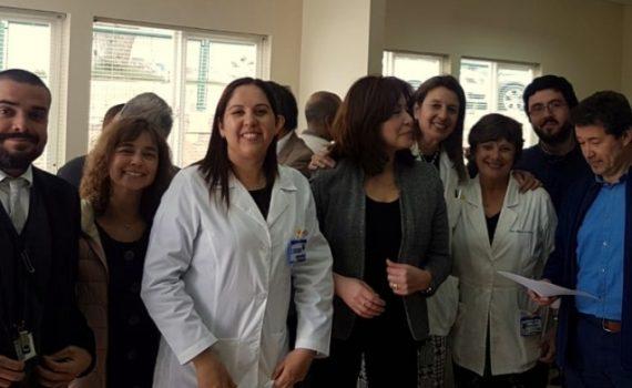 Con visita de pares evaluadores finaliza etapa clave en proceso de Acreditación de la carrera de Medicina