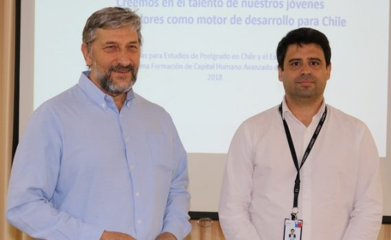 UCN organiza charla sobre Becas de Postgrado ofrecidas por CONICYT