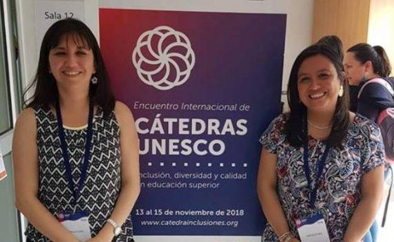 UCN invitada a compartir experiencias en Encuentro Internacional de Cátedras UNESCO