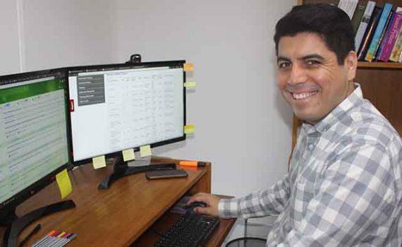 Académico del Departamento de Ingeniería Industrial se adjudicó Proyecto Fondecyt de Iniciación