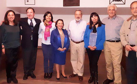 Académica de la UCN es distinguida por el Colegio de Geólogos de Chile