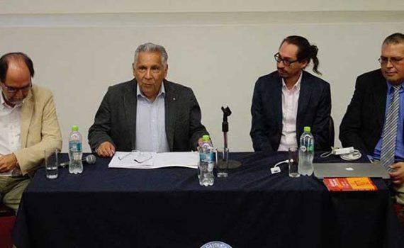 IMI-UCN presentó resultados de investigaciones en IX Seminario de Migración