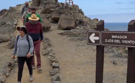 A través de video difunden proyecto de rutas turísticas científicas en la región de Antofagasta