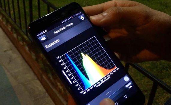 Expertos UCN miden contaminación lumínica en Antofagasta