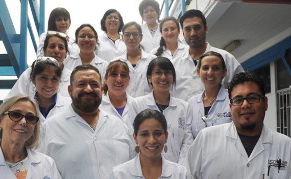 Laboratorio de Servicios Analíticos (LSA) de la UCN renueva acreditación