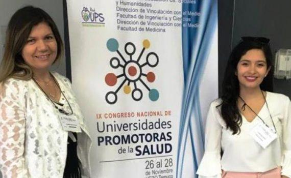 Exitosa participación de UCN en IX Congreso Universidades Promotoras de Salud