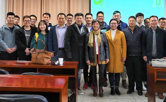 Investigadora de la UCN visitó China para analizar proyectos científicos conjuntos