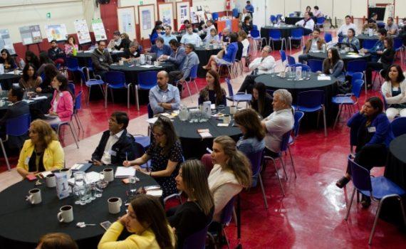 Jornada de reflexión docente aborda futuros escenarios frente a la nueva ley de educación