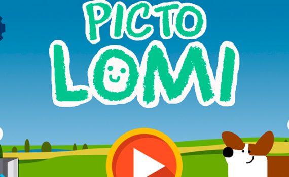 """Positiva acogida obtiene aplicación """"Pictolomi"""""""