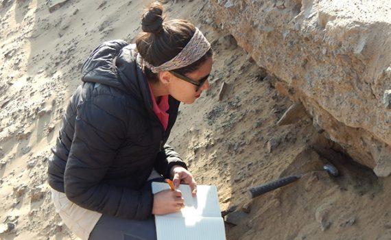 Geóloga UCN estudia susceptibilidad aluvial de quebradas antofagastinas