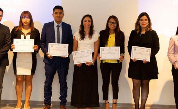 Cadem UCN certificó a nuevos profesionales en el área de la economía y administración
