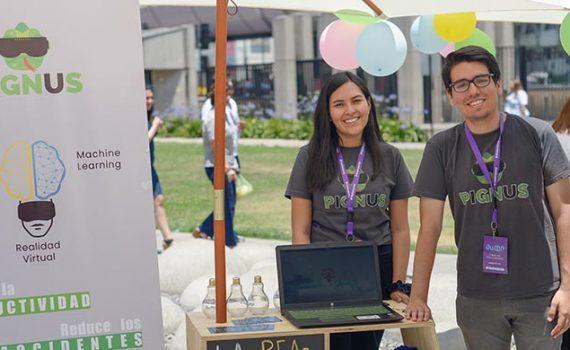 Estudiantes de la UCN clasificaron entre los 20 mejores proyectos del Premio Ideas X