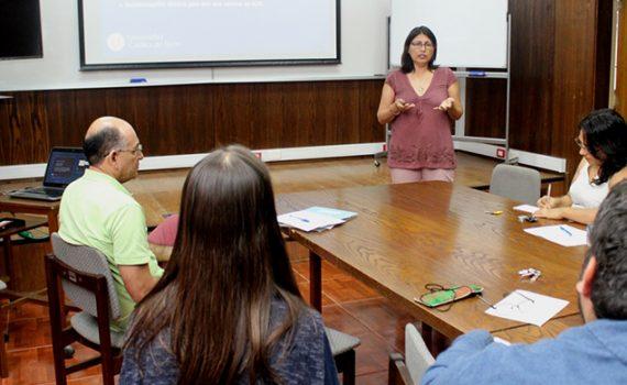 Seminario Interdisciplinar para la Innovación en Ciencia y Tecnología en la UCN