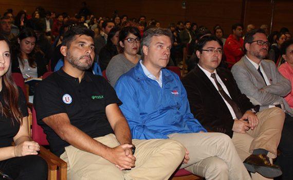 Con feria y seminario la UCN celebró el Día Mundial del Reciclaje