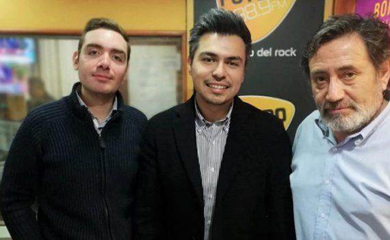 Decano de la FACEA expuso en programa de Radio Futuro
