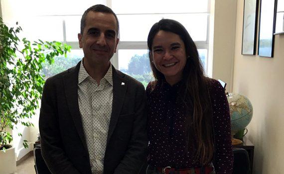 UCN y U. Autónoma de Barcelona firman convenio de colaboración en proyectos de investigación sobre educación