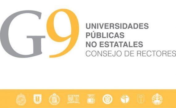 Declaración Pública Red de Universidades Públicas no Estatales G9