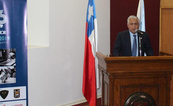 Alta participación internacional y desarrollos en tecnología e informática marcan inicio de INFONOR 2019 en Antofagasta