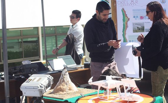 Conocimientos y avances en ciencias de la Tierra presentó Feria Geológica de la UCN