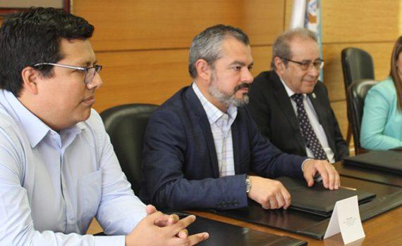 UCN y Ecometales Limited firman convenio para potenciar formación de profesionales y vinculación con la industria