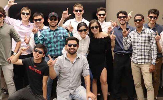 Estudiante UCN realiza investigación en Texas Tech University